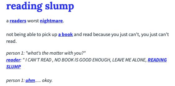Zo kom je uit je readingslump!